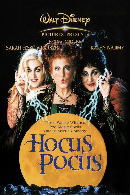 "Friday Filter-Movie ""Hocus Pocus"""