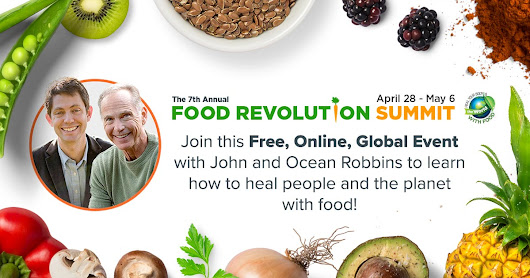 Join the 2018 Food Revolution Summit
