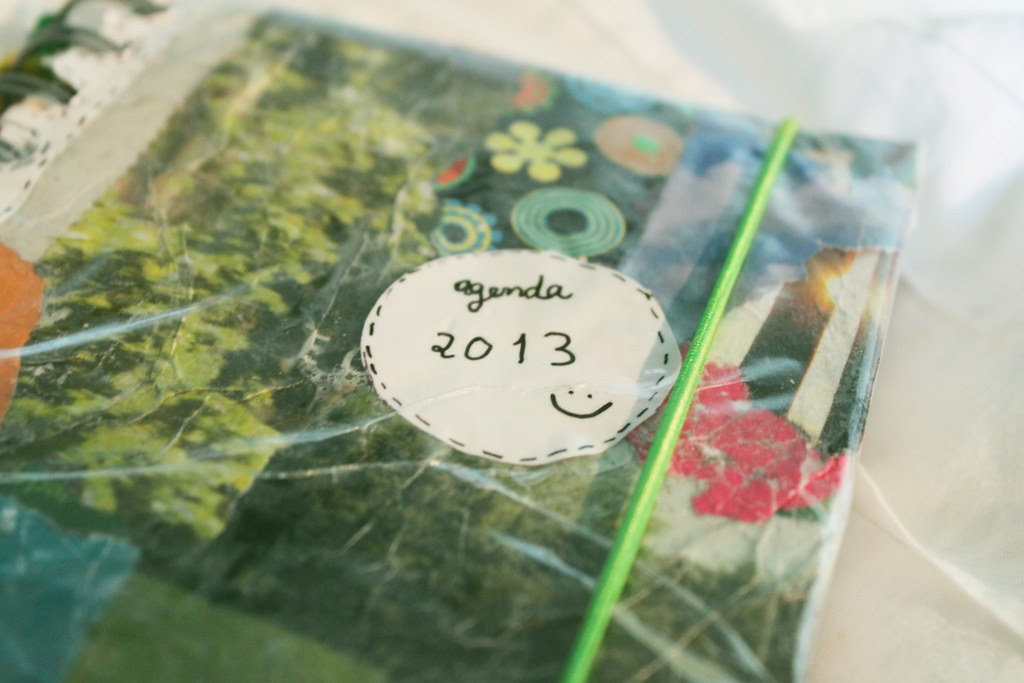 Agenda 2013 :)