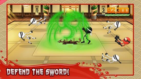 tải game Stickninja Smash cho android