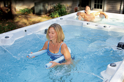 4 Benefits of Aquatic Therapy for Back Pain - Regina Pools & Spas