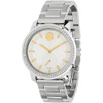 Movado 3600617 Women's Bold Grey Quartz Watch