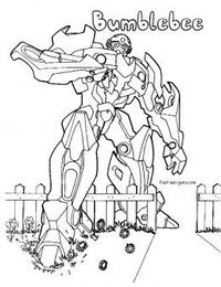 free printable transformers bumblebee coloring pa / printable coloring pages for kids  juxtapost