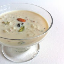Indian Rice Pudding (Kheer) | A Curry of a Life