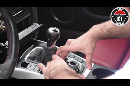Audi A4 Shift Knob Removal
