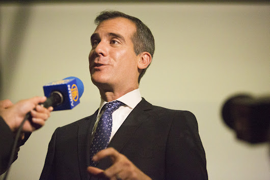 Eric Garcetti appointees select new L.A. Fire Department watchdog