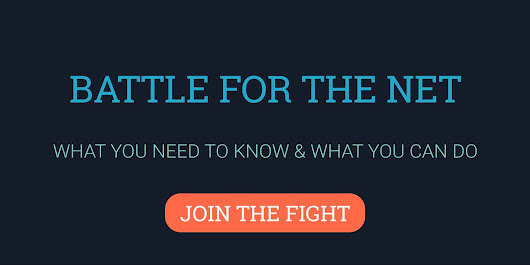 Join the battle for the Net: Net neutrality & how to get involved