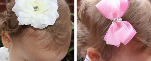 DIY: Hair Accessories for Girls - Latest Handmade
