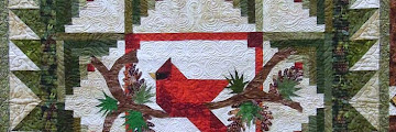 Log Cabin Christmas Quilt Patterns