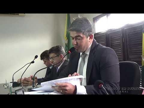 Importantes projetos de lei deram entrada na recente sessão ordinária da Câmara Municipal de Cariré; confira aqui a relação