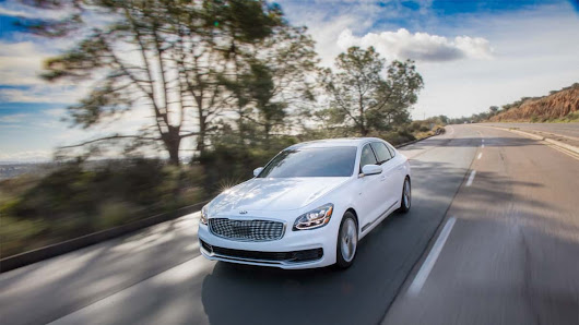 2019 Kia K900 AWD Review - A Bold Move Into a Small Segment | Torque News