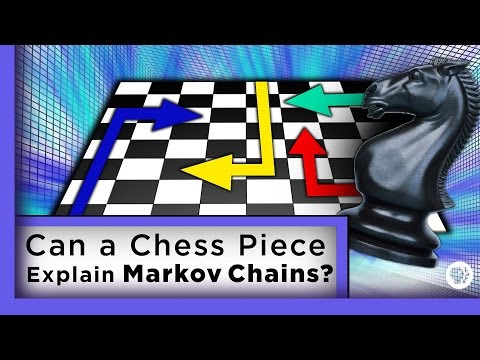 Infinite Series and Markov Chains