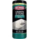 Weiman Granite Wipes - 30ct