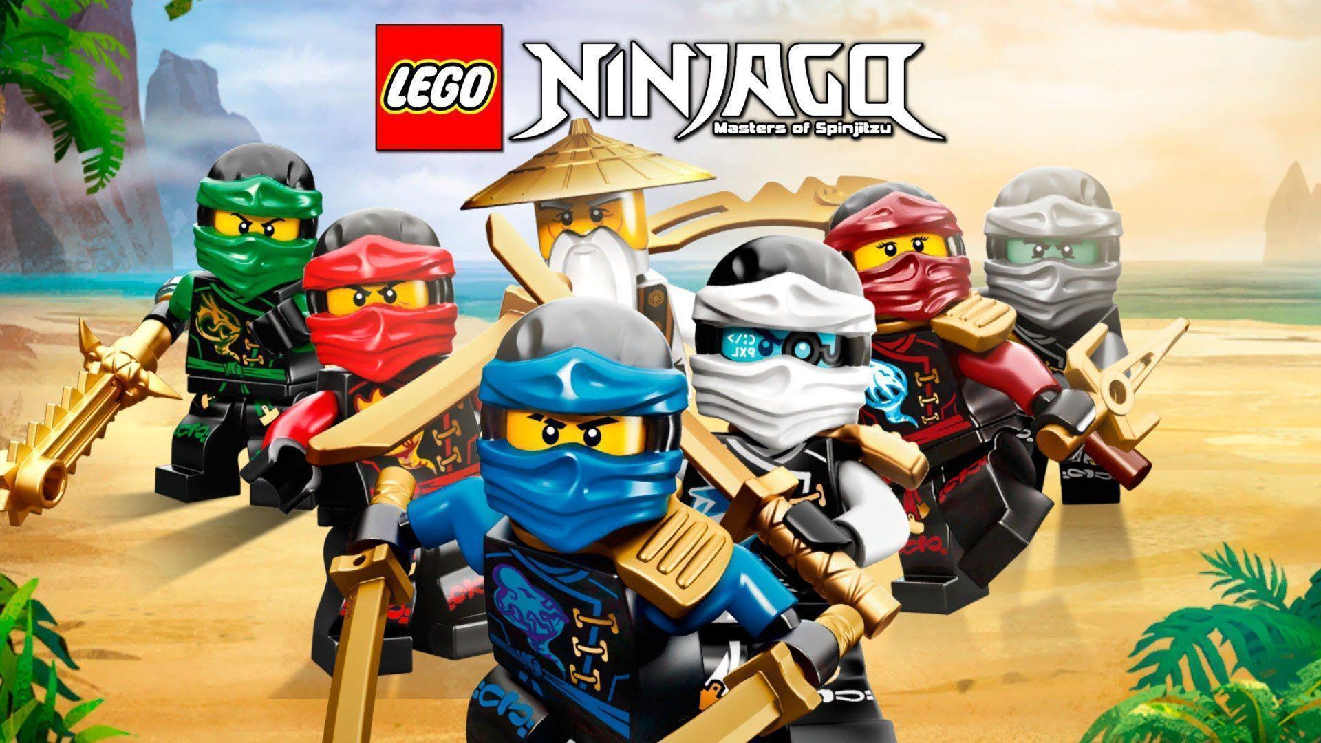 Lego Ninjago Wallpapers - Wallpaper Cave