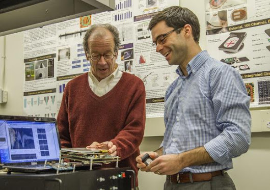 Wireless brain sensor could unchain neuroscience from cables | News from Brown
