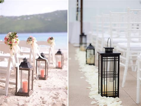 Top 5 Ways to Decorate Your Wedding Aisle   save on crafts