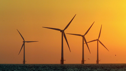 Md. takes step closer to offshore wind turbines