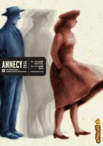 Annecy 2016: ecco il poster animato, in attesa dei corti Gobelins