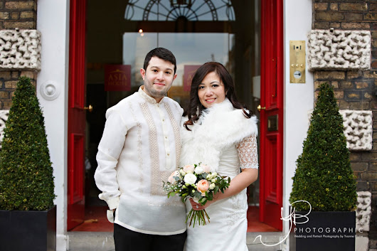Wedding Photography at Asia House | Westminster Register Office