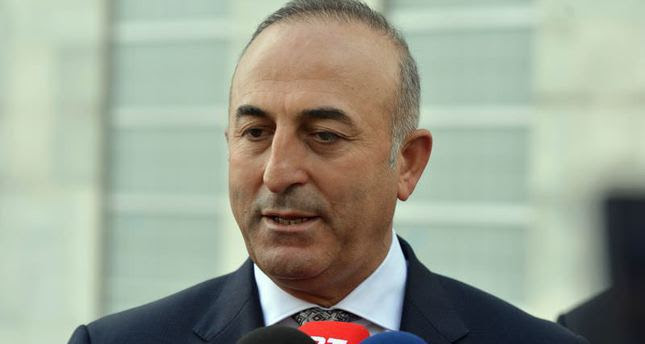 Turkish FM urges Greece to grant Muslim minority rights