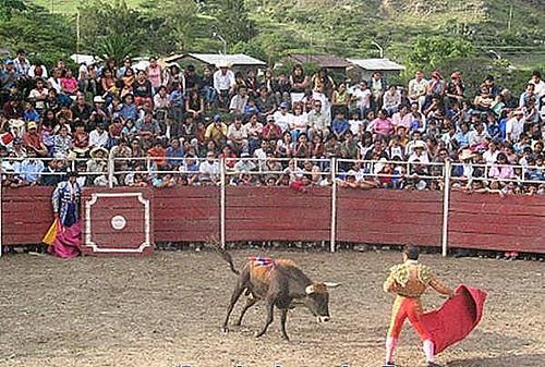 Toros en Cochabamba