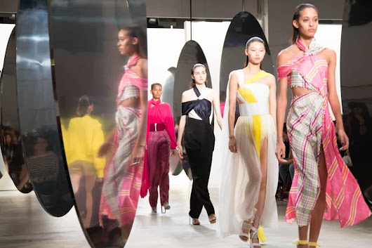Prabal Gurung Spring Collection Inspires Us to Dream of a World that is Free of Bias, Free of Hate, Free of Prejudice