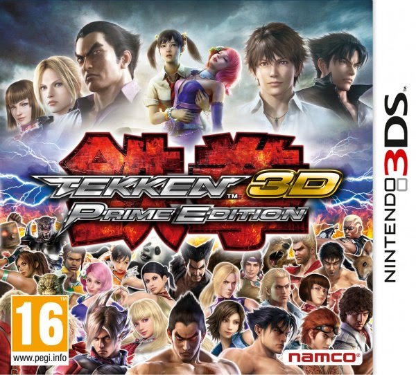 All Cheats Tekken 3d Prime Edition 2012 Cheats