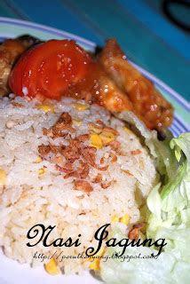 dapur suzi nasi jagung
