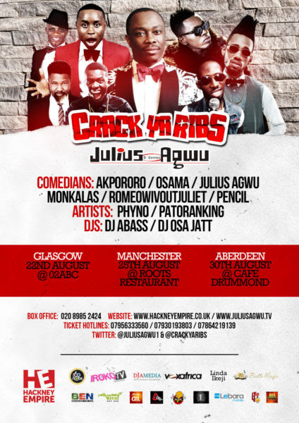 Crack Ya Ribs - BellaNaija - July - 2014