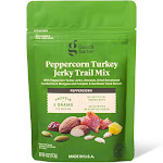 Peppered Turkey Jerky Trail Mix - 4oz - Good & Gather