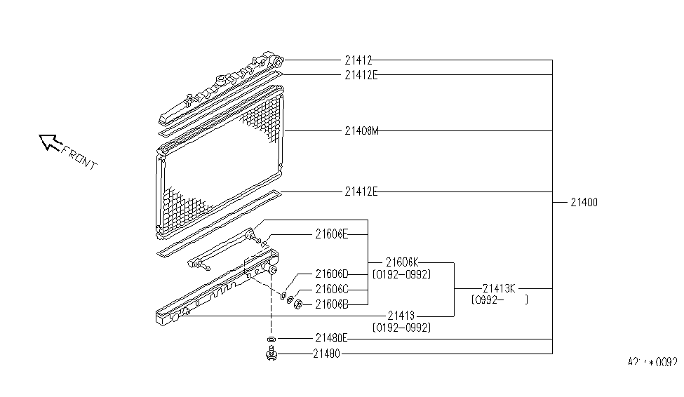 1994 Infiniti J30 Wiring Diagram