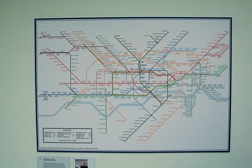 Is this the perfect tube map?