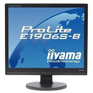 iiyama 19インチ液晶ディスプレイ PLE1906Sシリーズ