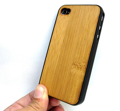 iZen Bamboo — Bamboo iPhone case 4 4S bamboo iphone case