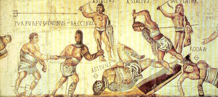 gladiador, coliseo, roma, toros, gladiator