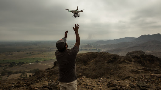 Drones in Archeology: How can aerial thermography help to discover our past | Vespadrones