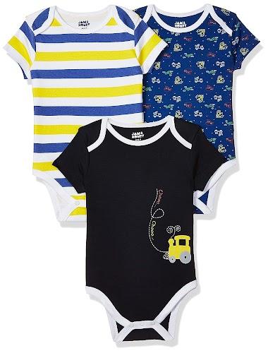 Jam & Honey baby-boys Romper Suit