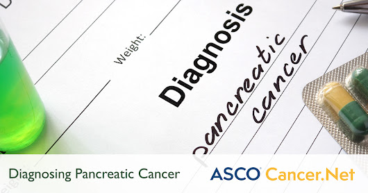 Pancreatic Cancer - Diagnosis