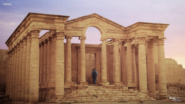 Find out what 6 threatened UNESCO Cultural Sites used to look like