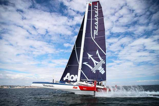 Maserati & PowerPlay RORC Transatlantic Race