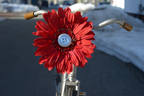 Pedal Brite Flower Headlight