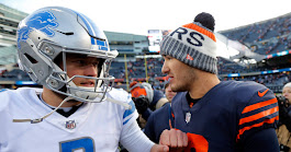Detroit Lions vs. Chicago Bears: Live updates from Ford Field