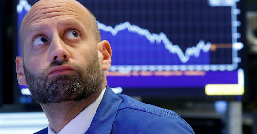 Market doesn't know what to believe, will continue to be 'sloppy,' trader says