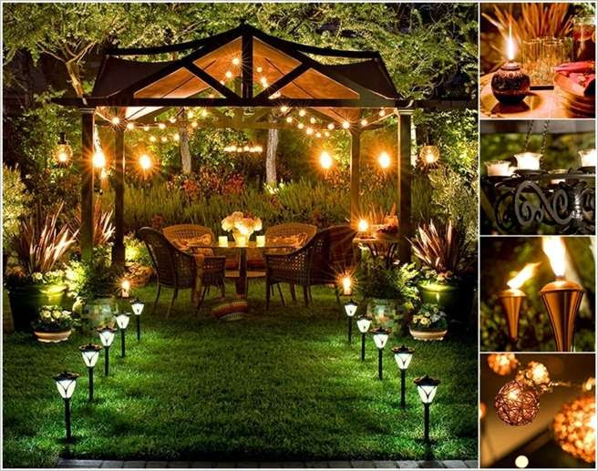 6 Fabulous Patio Decorating Ideas that You will Surely Admire 4