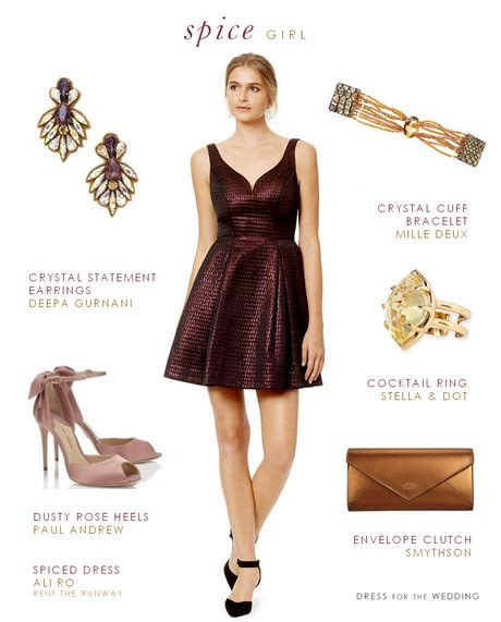 Dresses for a fall wedding guest