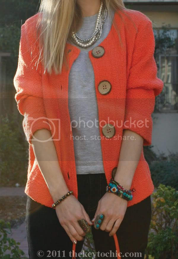 Color Me Cotton cardigan