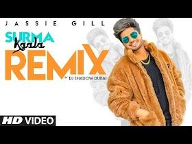 SURMA KAALA - Remix   Jassie Gill Ft Rhea Chakraborty   DJ Shadow   Snappy, Jass Manak   T-Series