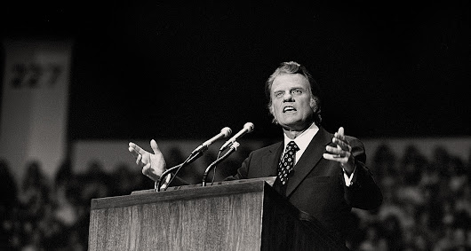 Billy Graham: Biographies, articles of note, Billy Graham library and his memorial service