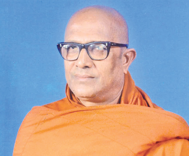 Pious bhikku who stood for justice