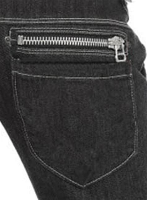Zipper Back Pocket   802 : MakeYourOwnJeans®: Made To